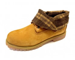 Timberland Roll Top Wheat Convesso