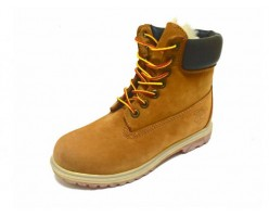 Timberland Wheat с мехом